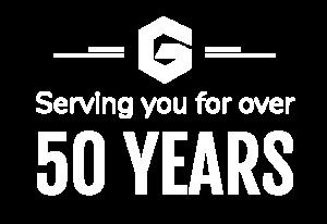 50-Years-Badge-White